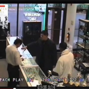 Marine Store Owner Defends Against Armed Robbery