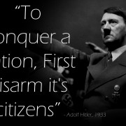 Hitler and Gun Control