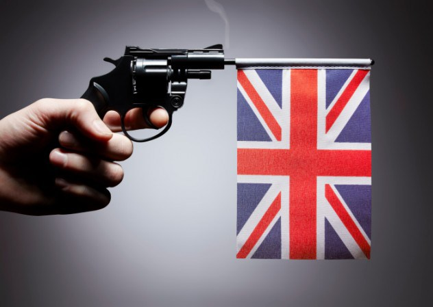 an argument against gun ownership in the united states Argument 12: guns poison power against such powerful points,  a popular argument from gun rights advocates it that if you make gun ownership a crime,.